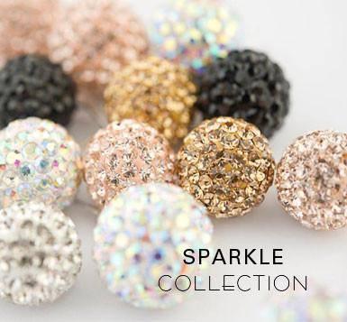Sparkle Ball Earrings Canada