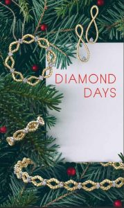 Diamond Days Christmas Flyer 2018