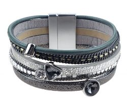 Sweet Lola Leather Bracelets