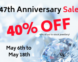 It's Our 47th Anniversary Sale!