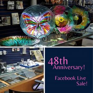 48th Anniversary Sale