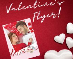Valentine's Flyer 2021