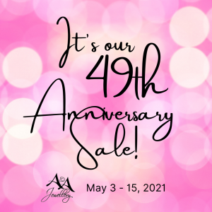 49th Anniversary Sale!
